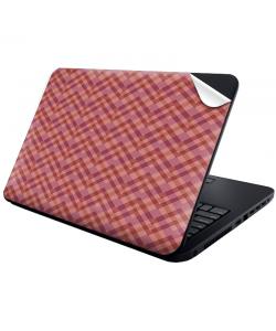 Marsala Zig Zag - Laptop Generic Skin