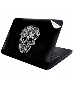 Ribbon Cranium - Laptop Generic Skin