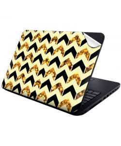 Black & Gold - Laptop Generic Skin