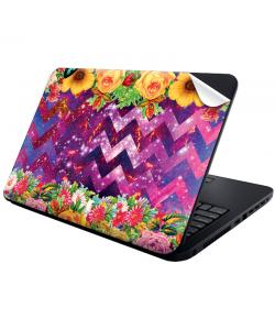 Universal Flowers - Laptop Generic Skin