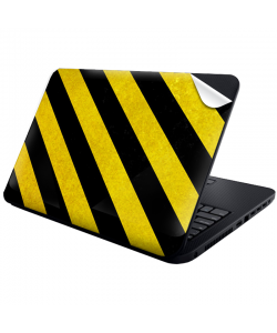 Caution - Laptop Generic Skin