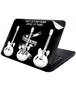 Rock&Roll - Laptop Generic Skin