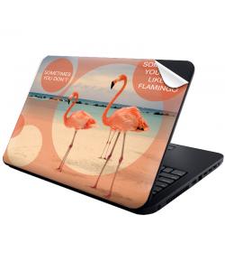 Flamingo Feeling - Laptop Generic Skin