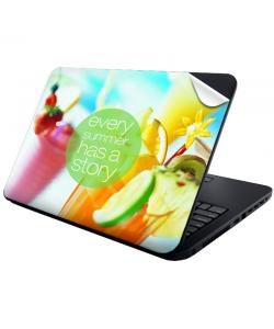 Summer Story - Laptop Generic Skin