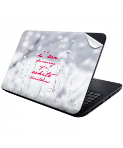 I'm Dreaming of a White Christmas - Laptop Generic Skin