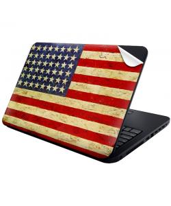 American Flag - Laptop Generic Skin