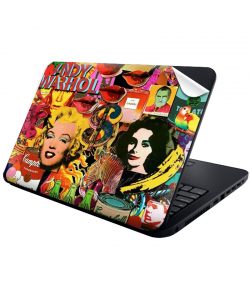 Pop Art Mix - Laptop Generic Skin