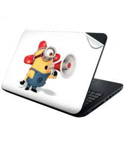 Fire Minion - Laptop Generic Skin