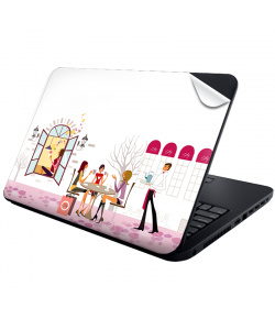 Coffee Break - Laptop Generic Skin