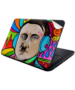 Hitler Meets Colors - Laptop Generic Skin