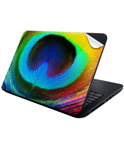 Peacock Feather - Laptop Generic Skin