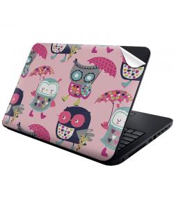Pastel Owls - Laptop Generic Skin