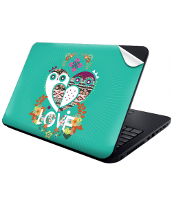 Owl Love - Laptop Generic Skin