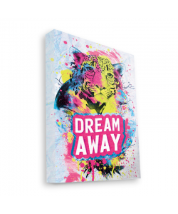 Dream Away - Canvas Art 60x75