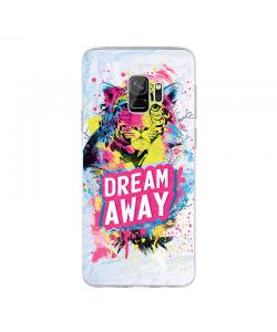 Dream Away - Samsung Galaxy S9 Carcasa Transparenta Silicon