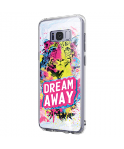 Dream Away - Samsung Galaxy S8 Plus Carcasa Premium Silicon