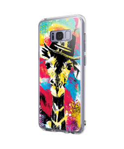 Excuse Me Sir - Samsung Galaxy S8 Plus Carcasa Premium Silicon