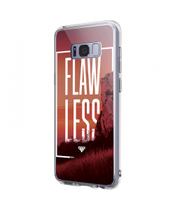 Flawless - Samsung Galaxy S8 Carcasa Premium Silicon