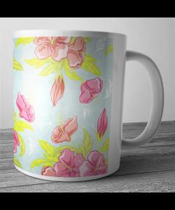 Cana personalizata - Vintage Blossom