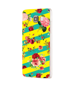 Tread Softly - Samsung Galaxy J5 Carcasa Silicon