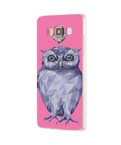 I Love Owls - Samsung Galaxy J5 Carcasa Silicon