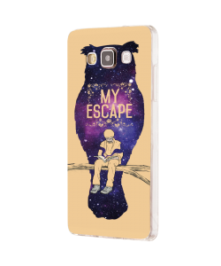 My Escape - Samsung Galaxy J5 Carcasa Silicon