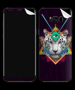 Eyes of the Tiger - Samsung Galaxy S8 Plus Skin