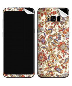 Flowers and Leaves 2 - Samsung Galaxy S8 Plus Skin