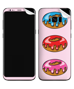 Frosted Donuts - Samsung Galaxy S8 Plus Skin