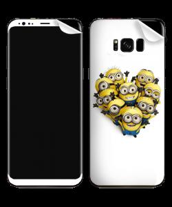 Minions Crew - Samsung Galaxy S8 Plus Skin