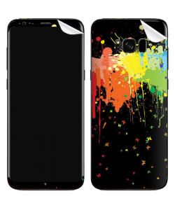 Paint Stains - Samsung Galaxy S8 Plus Skin