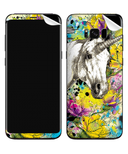 Unicorns and Fantasies - Samsung Galaxy S8 Plus Skin