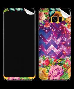 Universal Flowers - Samsung Galaxy S8 Plus Skin