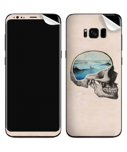 Waves in Your Head - Samsung Galaxy S8 Plus Skin