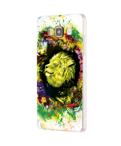 Gold Lion - Samsung Galaxy J5 Carcasa Silicon