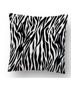 Perna decorativa - Zebra Labyrinth