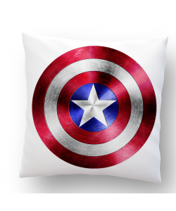 Perna decorativa - Captain America Logo