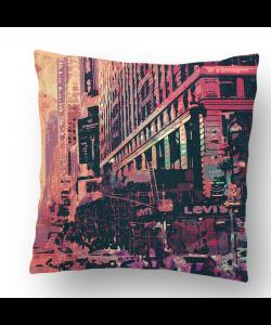 Perna decorativa - New York Time Square