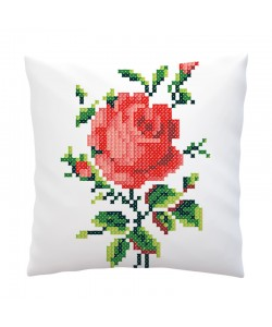 Perna decorativa - Red Rose