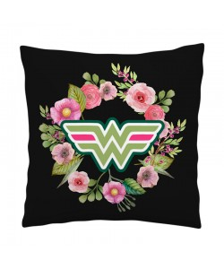 Perna decorativa - Floral Wonder Woman