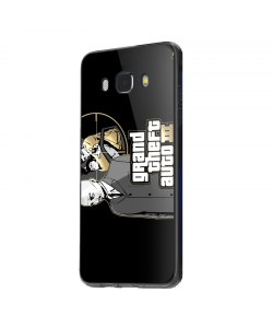 Grand Theft Auto - Samsung Galaxy J5 Carcasa Silicon