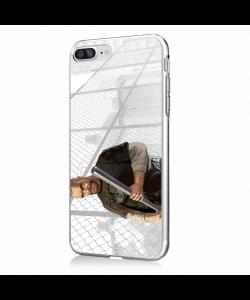 GTA 2 - iPhone 7 Plus / iPhone 8 Plus Carcasa Transparenta Silicon