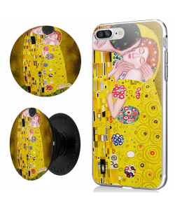 Combo Popsocket Gustav Klimt - The Kiss