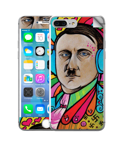 Hitler Meets Colors - iPhone 7 Plus Skin