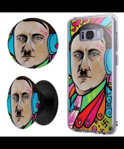 Combo Popsocket Hitler Meets Colors