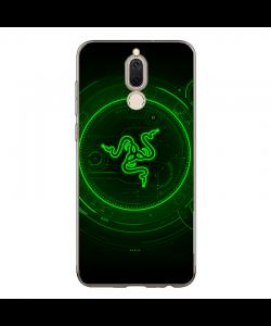 Razer Neon - Huawei Mate 10 Lite Carcasa Transparenta Silicon