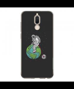 Planet Ride - Huawei Mate 10 Lite Carcasa Transparenta Silicon