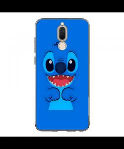 Stitch - Huawei Mate 10 Lite Carcasa Transparenta Silicon