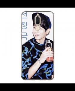 K Pop BTS - Huawei Mate 10 Lite Carcasa Transparenta Silicon