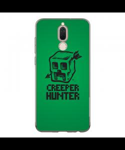 Hunter Minecraft - Huawei Mate 10 Lite Carcasa Transparenta Silicon